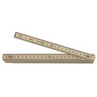 Meterstab aus Weißbuche