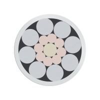 Mosaikpin, Edelstahl, Ø 8,0 mm, Nr. 6