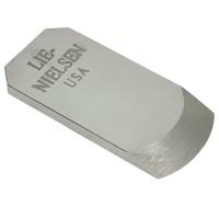 Ersatzeisen für Lie-Nielsen Mini-Blockhobel Nr. 100, gewölbt