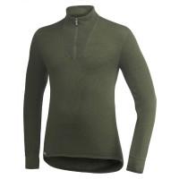 Woolpower Pullover, grün, 400 g/m², Größe S