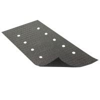 Schutzauflage für MAFELL Schwingschleifer UVA-SA 10 x gelocht, 115 x 230 mm
