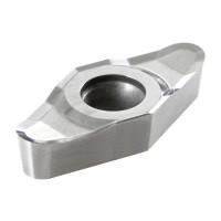 HAGER AGW1 Hartmetallwendeplatte, Radius 3 mm
