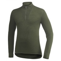 Woolpower Pullover, grün, 400 g/m², Größe XS