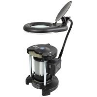 Sichtschleifmaschine mit LED-Präzisionsoptik