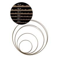 Pégas Feinschnitt-Sägeband Nr. 9, 2375 x 1,34 mm, ZT 2,43 mm