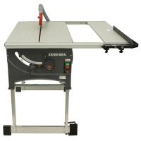 SET: MAFELL ERIKA 85 Ec inkl. Zusatz- und Frästisch und 2 Halteschienen, 1000 mm