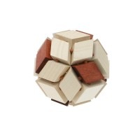 Steckpuzzle Ball