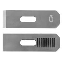 Ersatzeisen für DICTUM Einhandhobel, Flachwinkel 12°, Ausführung vor 2012