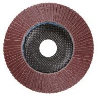 Klingspor Fächerschleifscheibe, 115 mm, Körnung 80