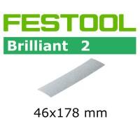 Festool Schleifblätter STF 46x178/0-MIX BR2/10