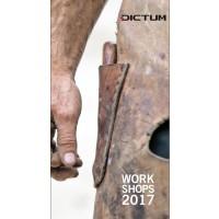 Workshop-Flyer, 3. Quartal 2017