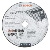 Bosch Trennscheibe Expert for Inox, Ø 76 mm, 5 Stück
