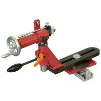 HAGER Kugeldrehvorrichtung HKD120A für Fremdfabrikate, Spitzenhöhe bis 230 mm