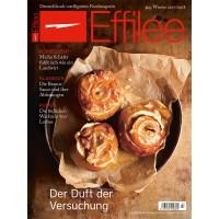 Effilee, das Magazin für Essen und Leben - Heft 43, Winter 2017 / 2018