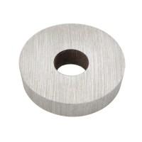 Ersatzmesser für Crown Ausdrehstahl, runde Form