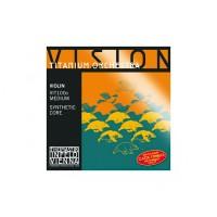Thomastik Vision Titanium Orchestra Saiten, Violin 4/4, Satz