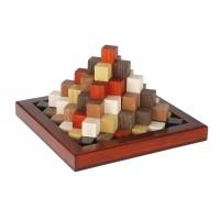 Steckpuzzle Pyramide