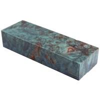Raffir Stabilisierte Pappelmaser, blau