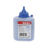 Kreidepulver für Schlagschnur, blau