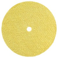 Disque de polissage BRIGHTEX Sun Eisenblätter, 115 mm, velcro