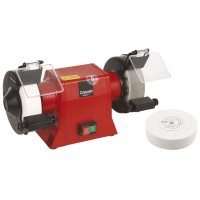 Creusen Double-Wheeled Grinder 7500 TS with Optigrind CBN Grinding Wheel
