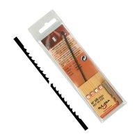 Pégas Coping Saw Blades, Skip Reverse Blade Width 0.85 mm, 12-Piece Set
