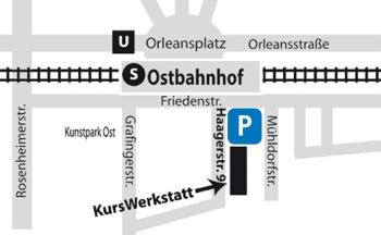 Dictum Kurswerkstatt München Nähe Ostbahnhof