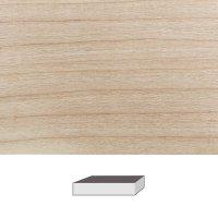 Ash, 150 x 40 x 40 mm