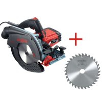 MAFELL Portable Circular Saw K 65 CC in T-MAX + extra Saw Blade 32 Teeth