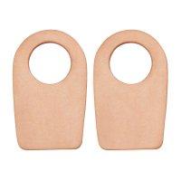 Couverture protectrices en cuir, 2 pièces