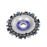 King Arthur's Tools Squire Chain Saw Cutter, 12 Tooth