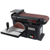 DICTUM Belt Disc Sander BTS 100/150