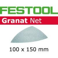 Abrasif maillé STF DELTA P120 GR NET/50