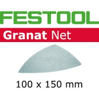 Netzschleifmittel STF DELTA P120 GR NET/50