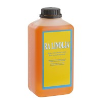 Ra Linolja Organic Swedish Linseed Oil, Raw, 1 l