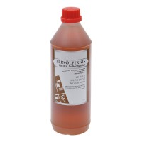 Boiled Linseed Oil for Exterior Use, 1 l