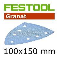 Festool Abrasifs STF Delta/7 P 180 GR/10
