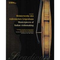 Masterpieces of Italian Violinmaking