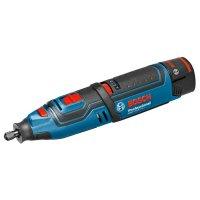 Bosch Cordless Rotary Tool GRO 10,8 V-LI 2 x 2,0 Ah Professional
