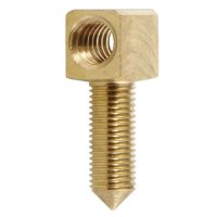 Brass Eyelets, Thick Shaft, Inch Thread, Cello, 4 x 6 mm