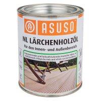 Olej do drewna modrzewiowego ASUSO NL, 750 ml