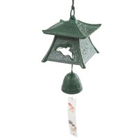 Chidori Wind Chime, Green