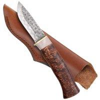 Couteau de chasse » Damask «, Damas rose