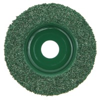 King Arthur's Tools Carbide Abrasive Disc, Flat Face