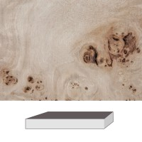 Grained Poplar, 300 x 60 x 60 mm
