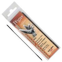 Lames de scie à chantourner Pégas Skip, largeur de lame 1,02 mm, 12 pièces