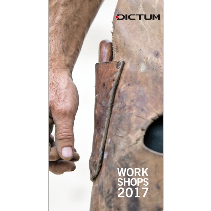 Dictum Workshop Scheduler 2017 Cover