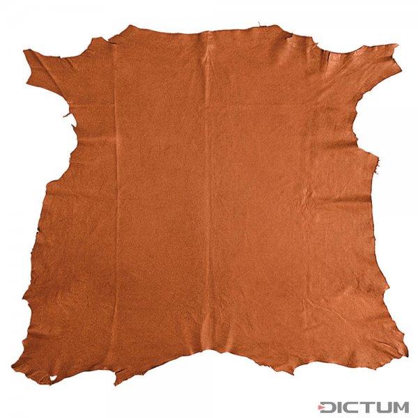 Cuero de reno, piel entera, 12-13 pies cuadrados