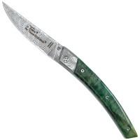 Couteau pliant Le Thiers RLT, peuplier