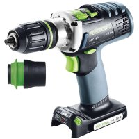 Festool Perceuse-visseuse sans fil DRC 18/4 Li-Basic